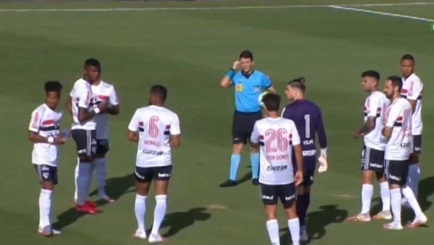 Goiás estreia no Brasileirão com Tapetão