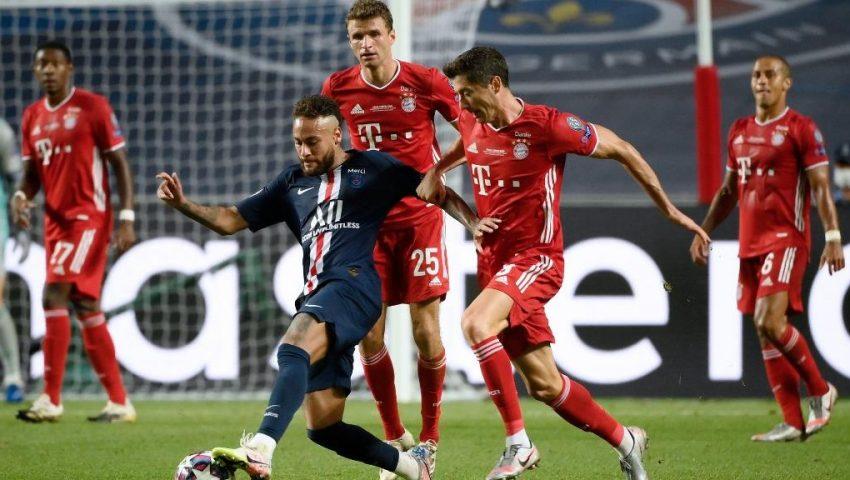 Bayern, futebol sem palhacinho