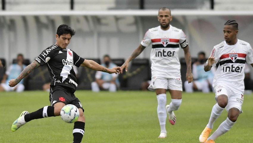 São Paulo segue perdendo com Diniz