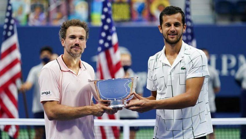 Soares e Pavic, dupla número 1 do mundo