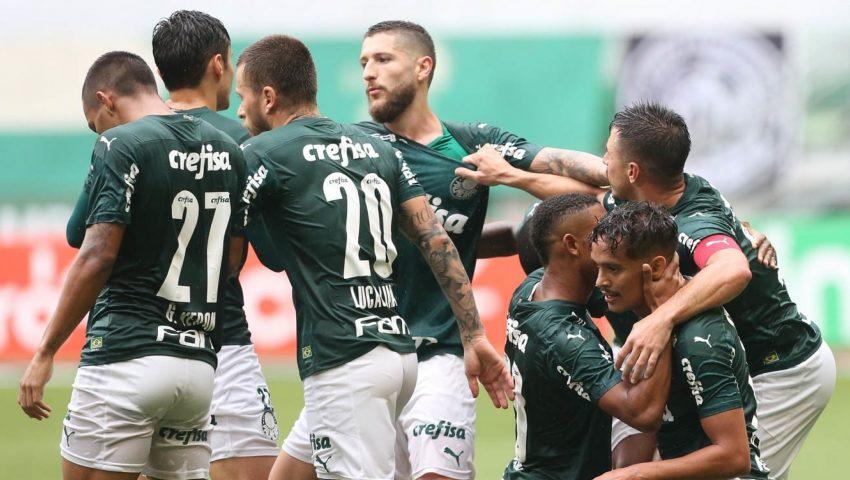 Palmeiras e Grêmio classificados, certo?