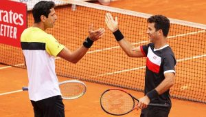 Melo/Rojer supera Soares/Murray em Madri