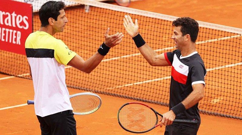 Melo/Rojer supera Soares/Murray em Madri