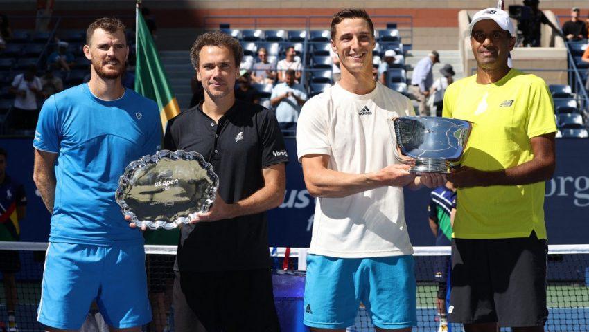 Bruno Soares é vice-campeão em NY