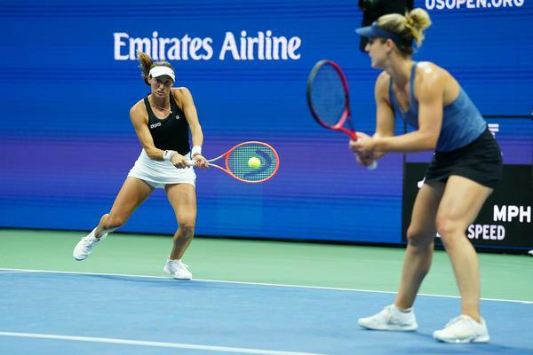 Stefani nas quartas do US Open