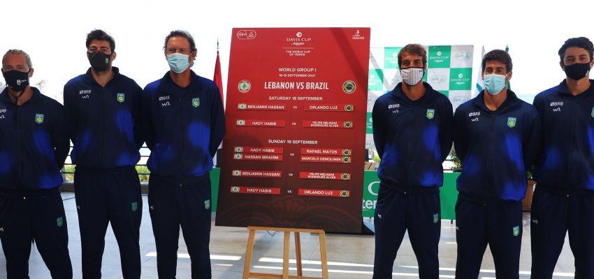Brasil estreia amanhã contra o Líbano