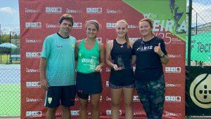 Carol conquista título em Portugal