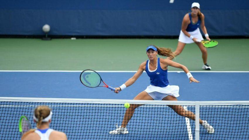 Stefani sofre lesão na semi do US Open