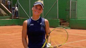 Laura Pigossi vai às quartas no Peru