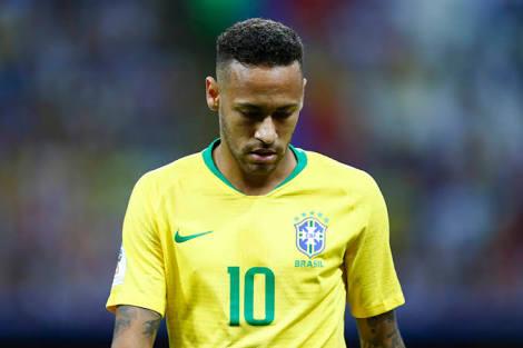Neymar não entra na lista da Fifa dos melhores do mundo