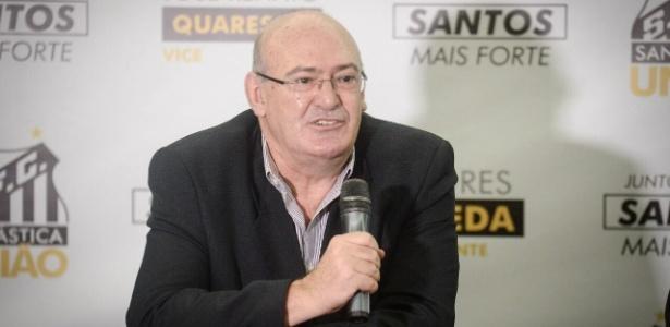 """Andrés Rueda: """"As pessoas acreditam que mandam no clube"""""""