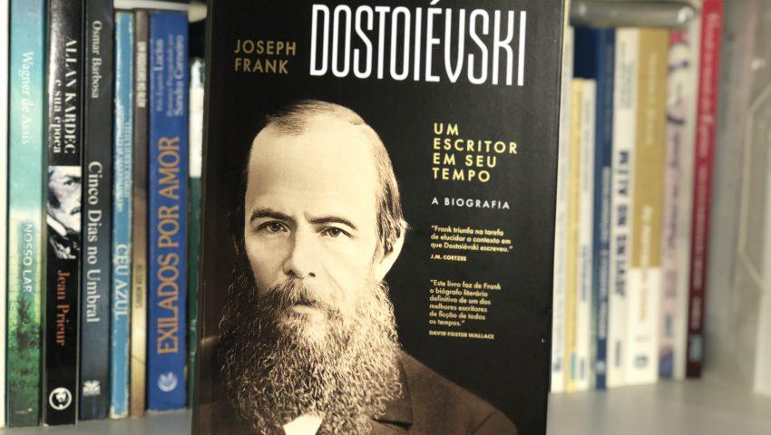 Cia das Letras reedita biografia de Dostoiévski