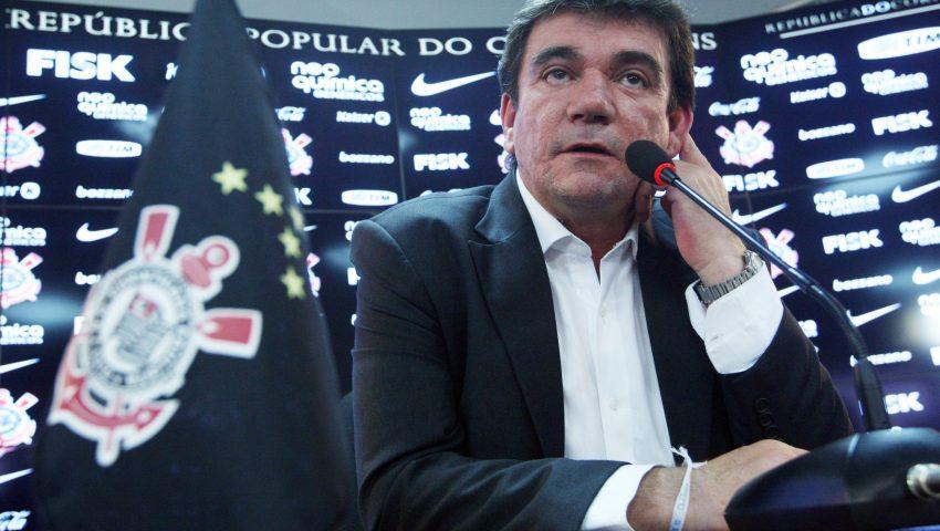 Risco de Série B para o Corinthians