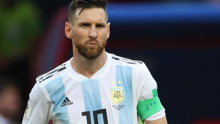 Renunciar a Messi não é um bom caminho