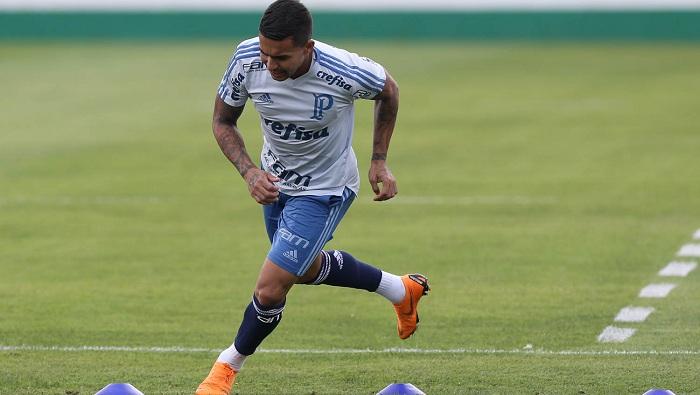 Palmeiras carimba hoje sua vaga