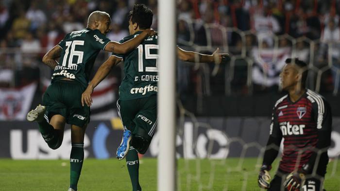 Vencendo Grêmio, Palmeiras será campeão