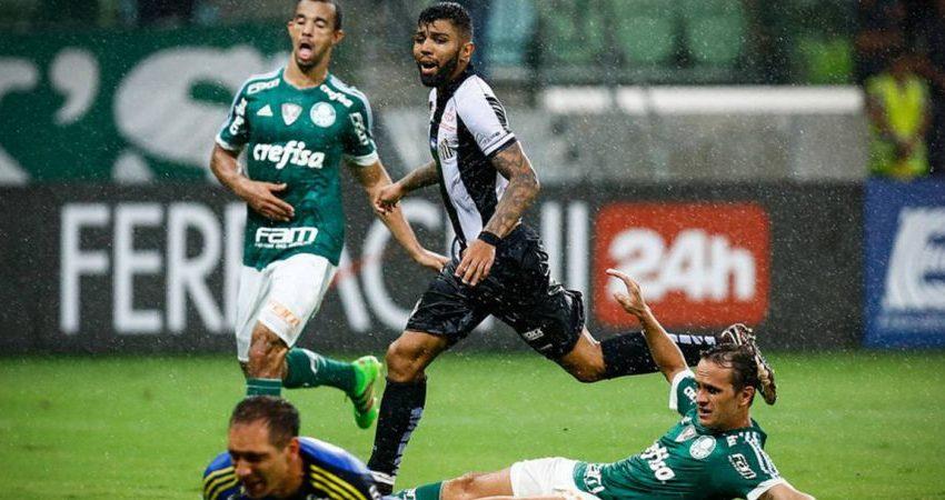 Santos pode assustar o Palmeiras