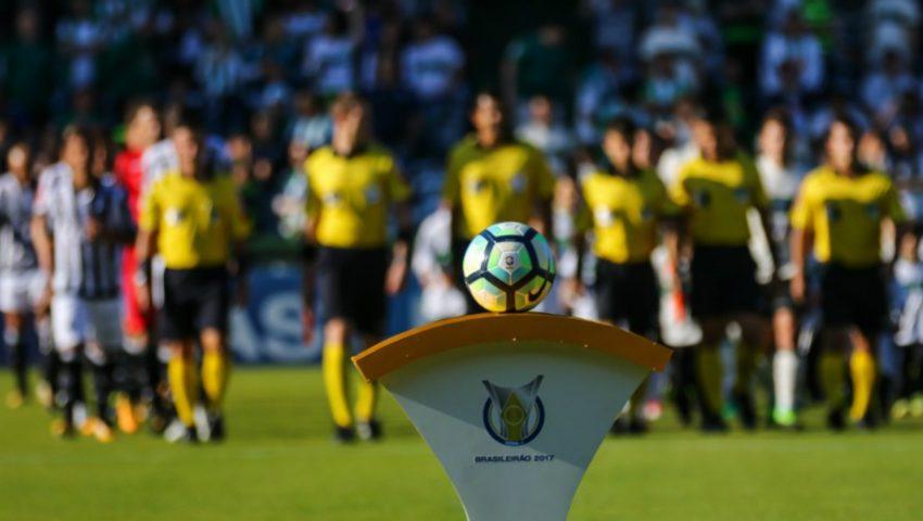 Arbitragem está acabando com o Brasileirão