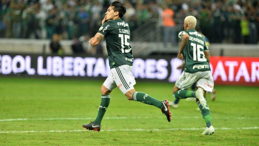 Palmeiras foi eliminado ainda no primeiro jogo