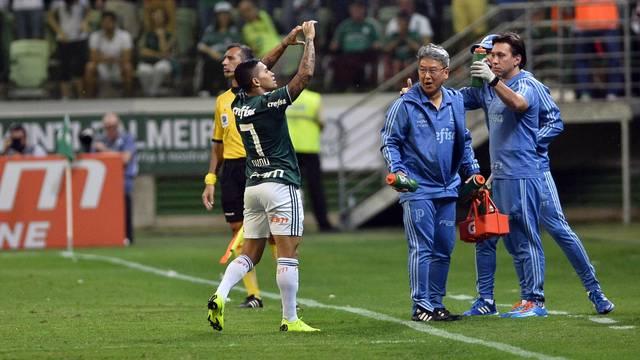 Palmeiras não perde o título