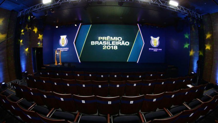 Minha seleção do Brasileirão