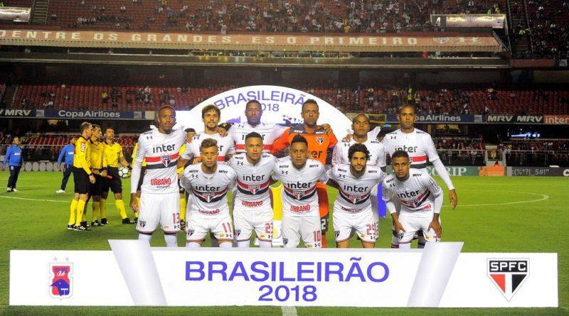 São Paulo em 2018: De Dorival Jr à Aguirre