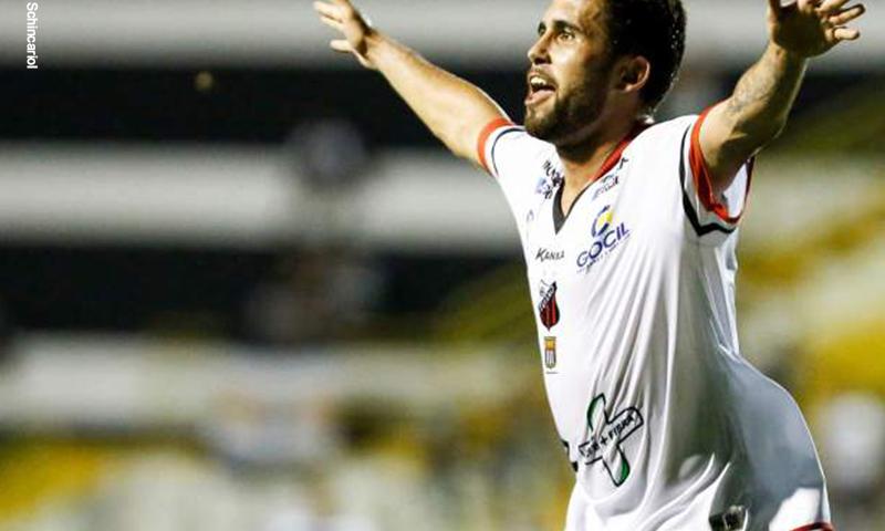Entrevista com Claudinho, jogador do Ituano, no Plantão de Domingo