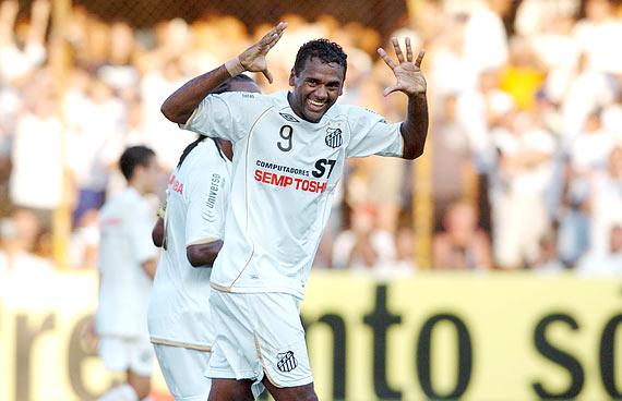 É Gol Que Felicidade: Santos x Vasco (2008)