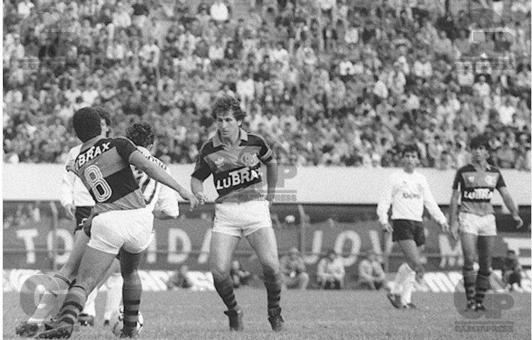 É Gol Que Felicidade: Flamengo x Corinthians (1989)