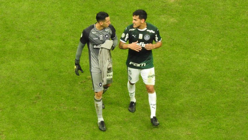 Palmeiras vence mais uma