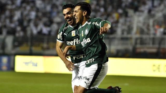 O melhor jogo do Palmeiras no ano