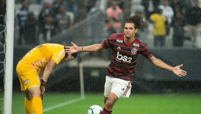 É Gol Que Felicidade: Corinthians x Flamengo (15/05/19)