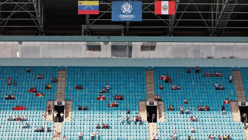 É preciso pensar soluções para os estádios vazios