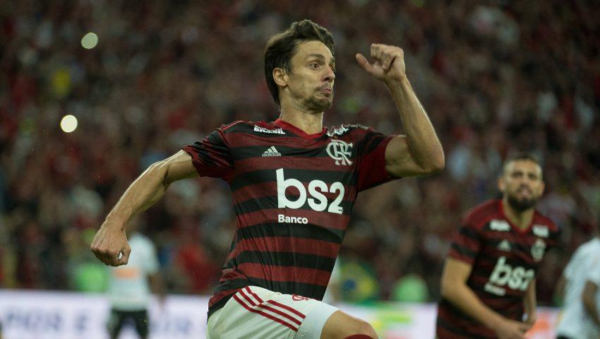 Rodrigo Caio não era o vilão no São Paulo?