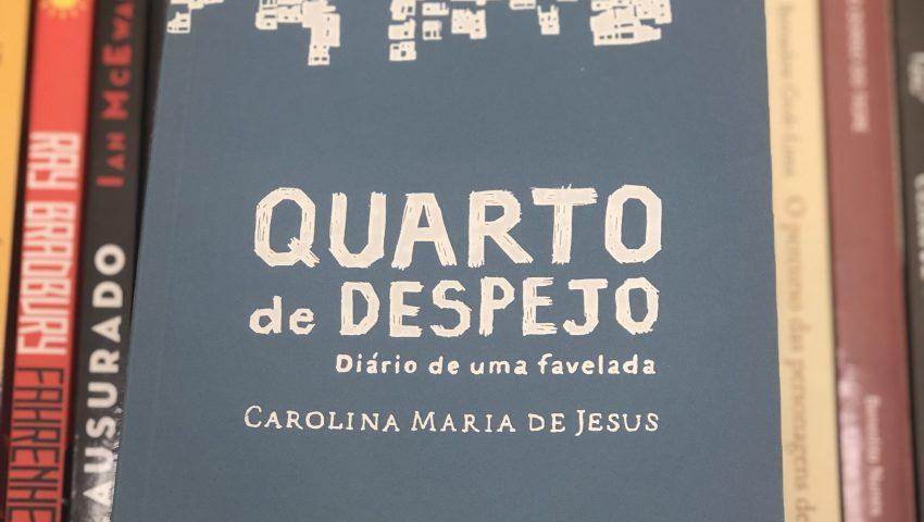Carolina Maria de Jesus encontrou o 'lírio no lodo'
