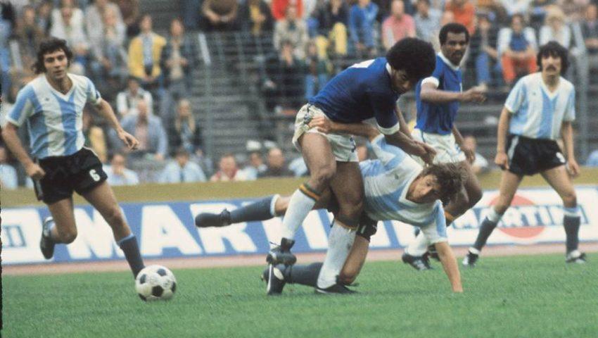 É Gol Que Felicidade: Brasil x Argentina (1974)