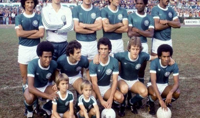 É Gol Que Felicidade: Flamengo 0x2 Palmeiras (1978)
