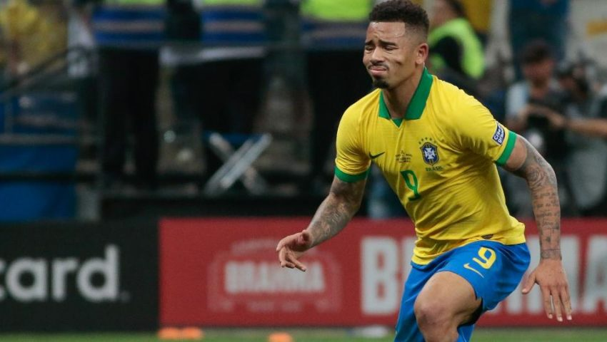 É Gol Que Felicidade: Brasil campeão da Copa América