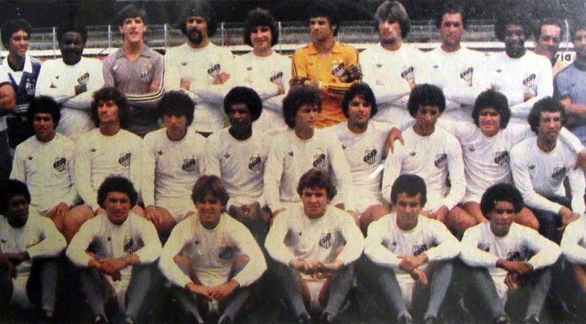 É Gol Que Felicidade: Santos x Chapecoense (1980)