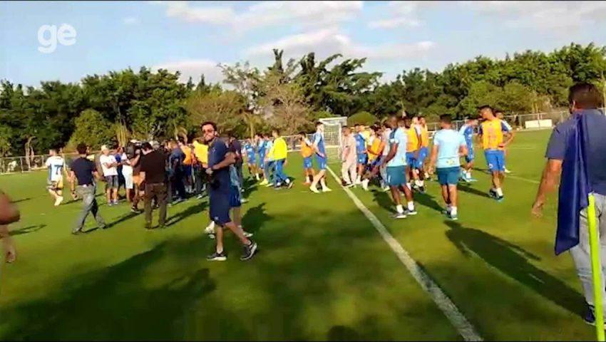 Não tenho a menor piedade do Cruzeiro