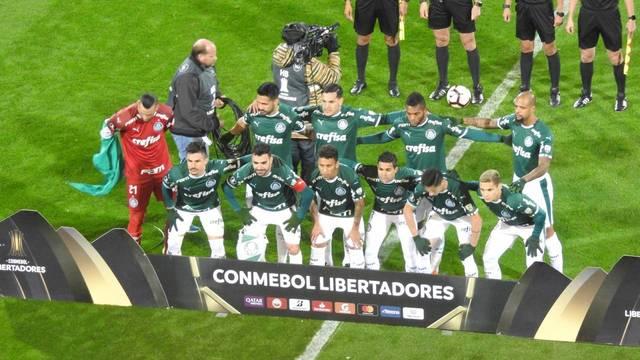 É Gol Que Felicidade: Eliminação do Palmeiras na Libertadores 2019