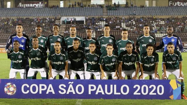 É Gol Que Felicidade: A estreia do Palmeiras na Copinha 2020