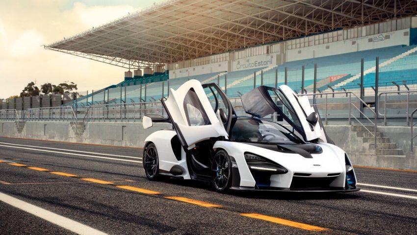 McLaren Senna, um carro que só falta voar