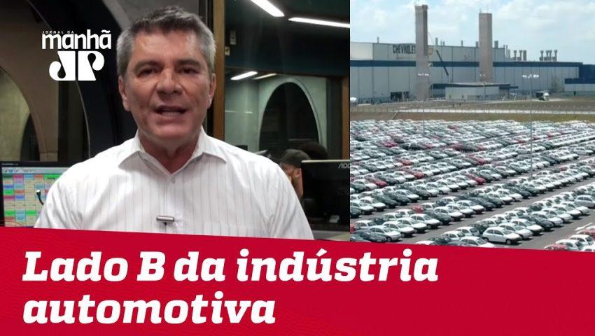 O lado B da indústria automotiva | Máquinas na Pan