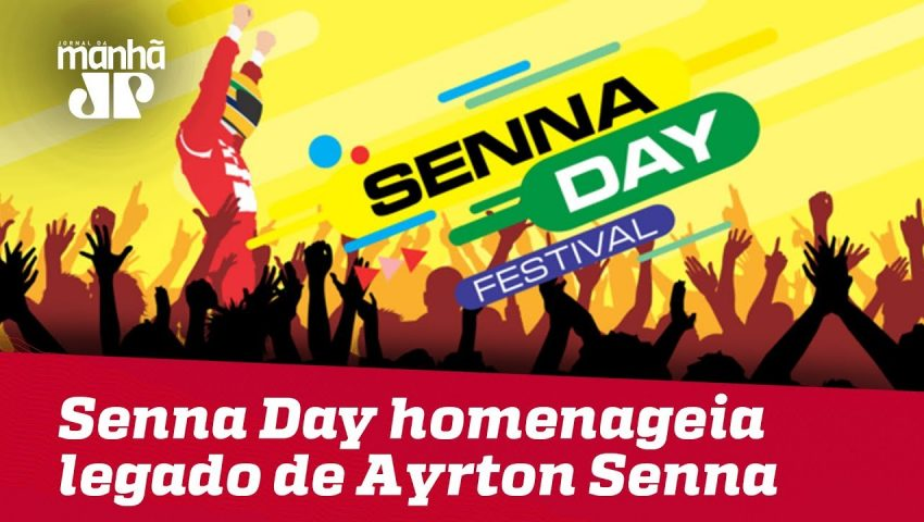 Senna Day homenageia legado de Ayrton Senna com corridas, presença de pilotos e muita festa
