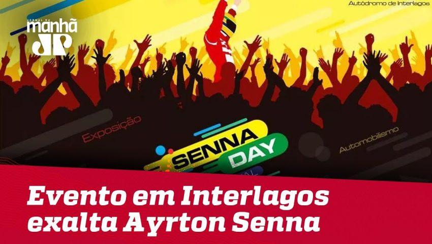 25 anos sem Senna: Evento no Autódromo de Interlagos exalta figura do piloto brasileiro
