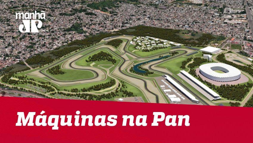 Anúncio de etapa da Fórmula 1 no RJ causa confusão
