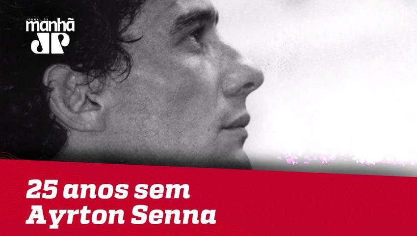 Brasil vive há 25 anos sem Ayrton Senna | Máquinas na Pan