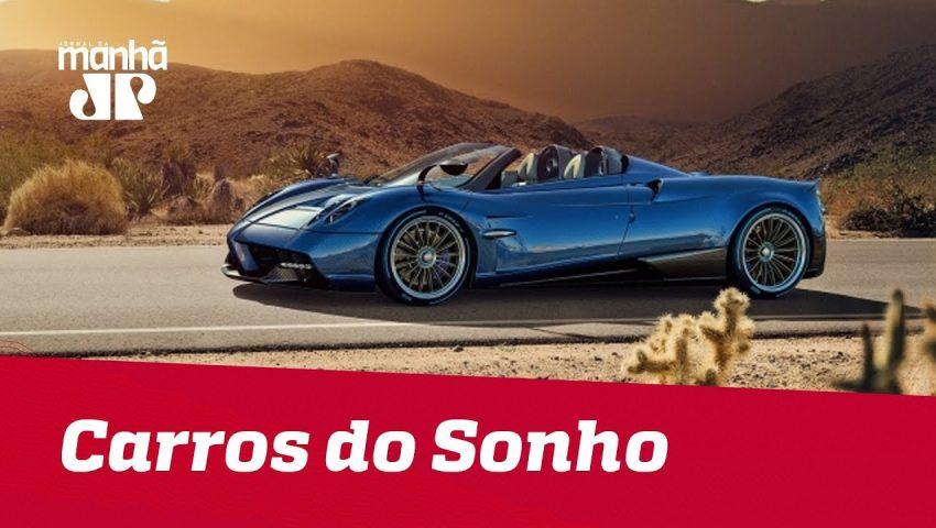 Alta performance e qualidade para poucos; conheça os carros da Pagani