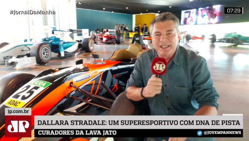 Dallara Stradale: um superesportivo com DNA de pista | Máquinas na Pan